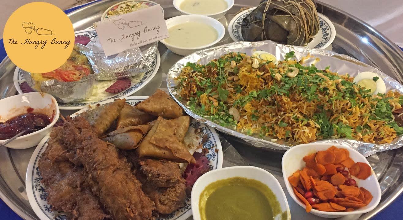 The Bohri Thaal by The Hungry Bunny at Zoobar