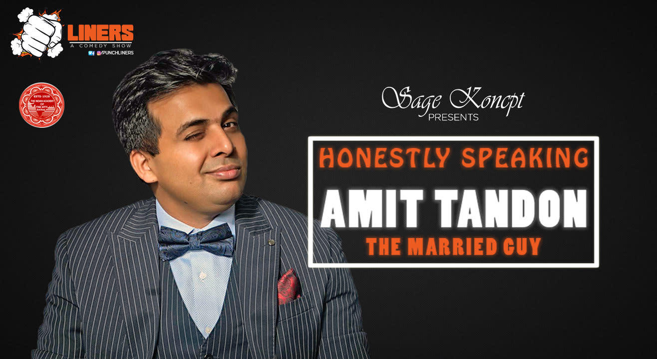 Punchliners: Standup Comedy Show ft. Amit Tandon, Amritsar