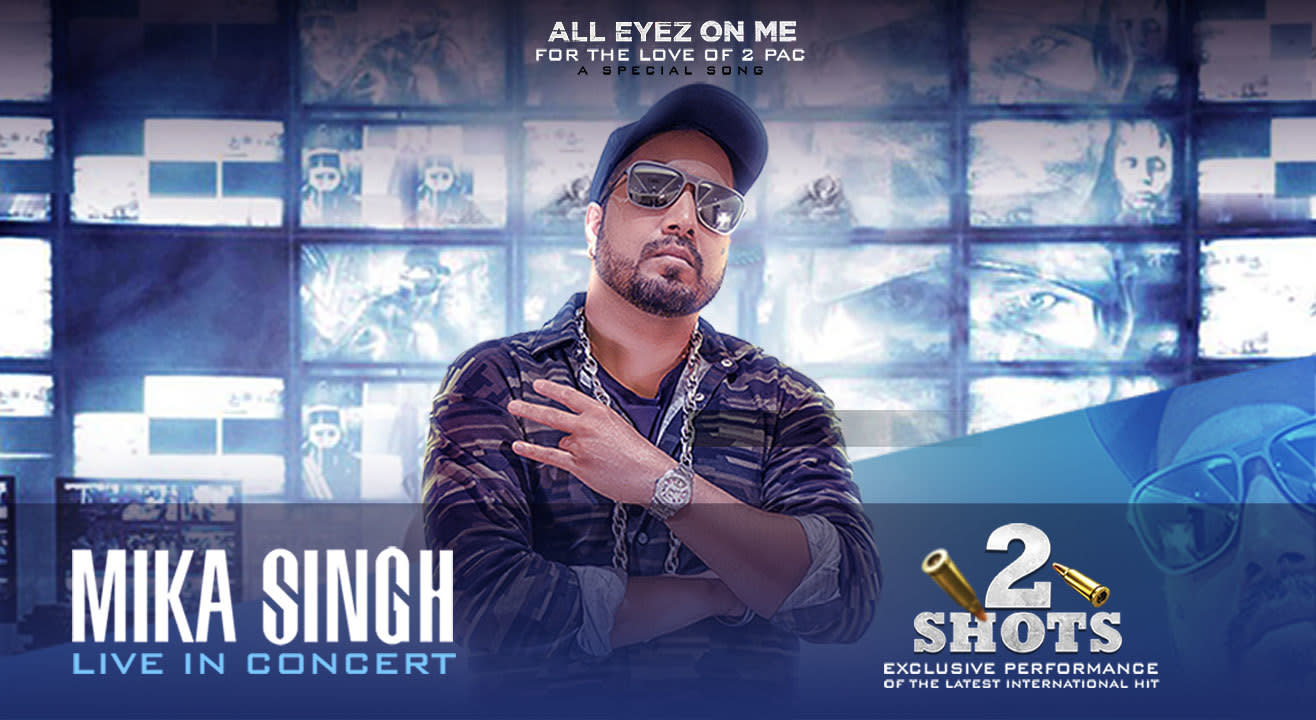 Mika Singh – Live in Concert