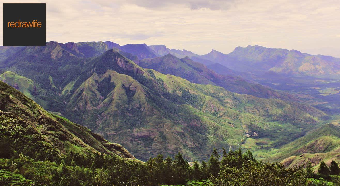 Trekking beyond borders: Top Station- Kolukkumalai!