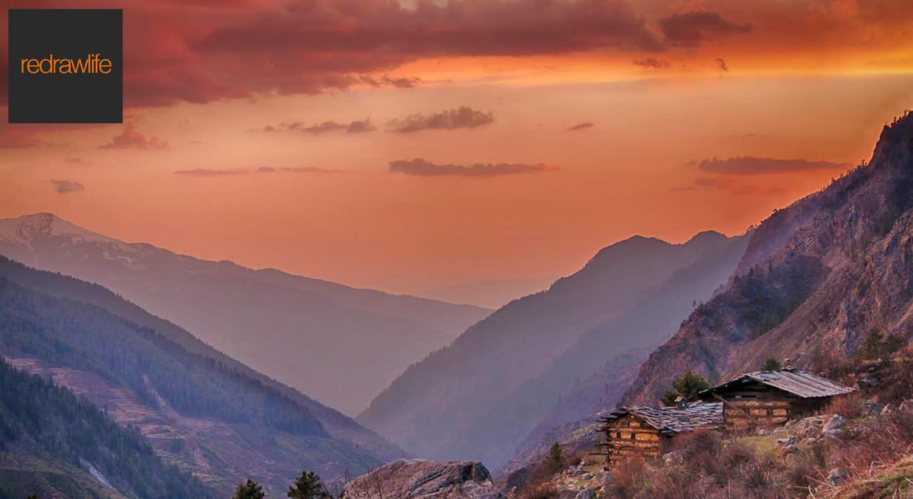 The Mountain Getaway At Har Ki Doon