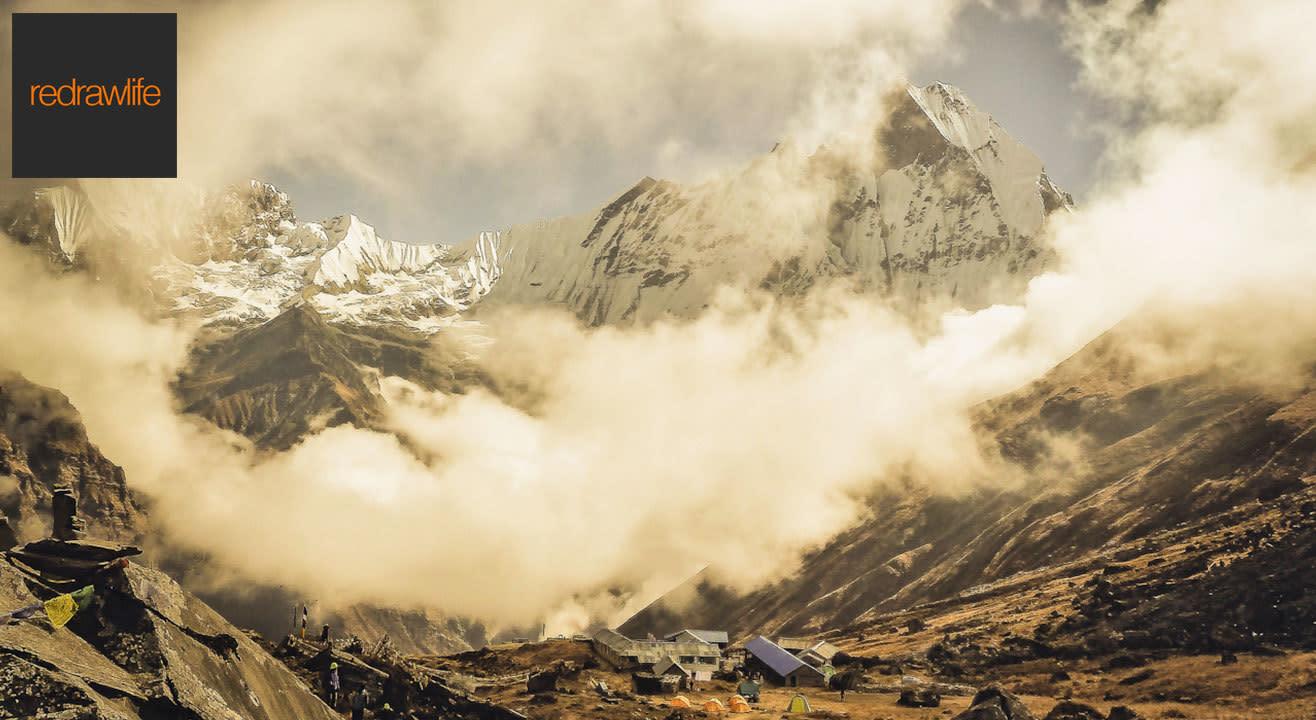 Dwell in Fearlessness: Annapurna Base Camp Trek