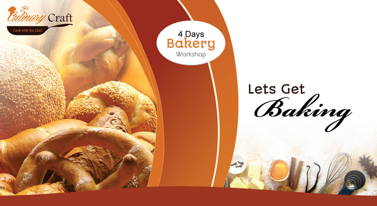 Four Day Bakery Workshop