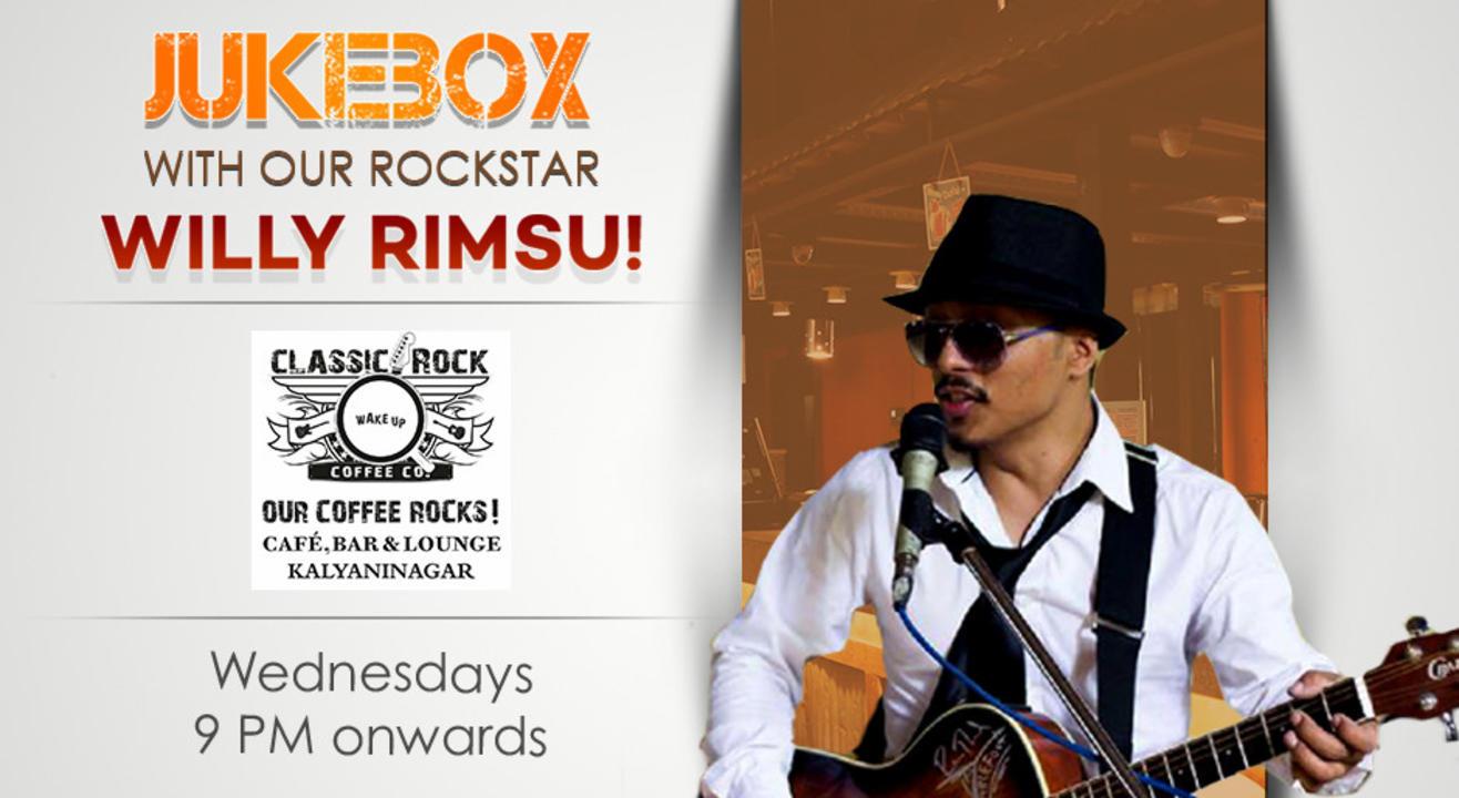 Wednesday Jukebox With Willy Rimsu