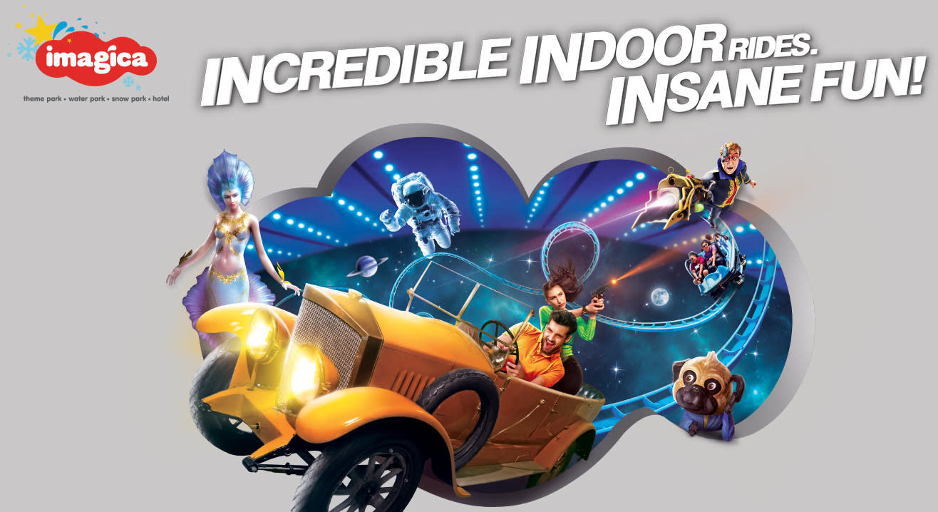Spend A Day At Adlabs Imagica and Waterpark