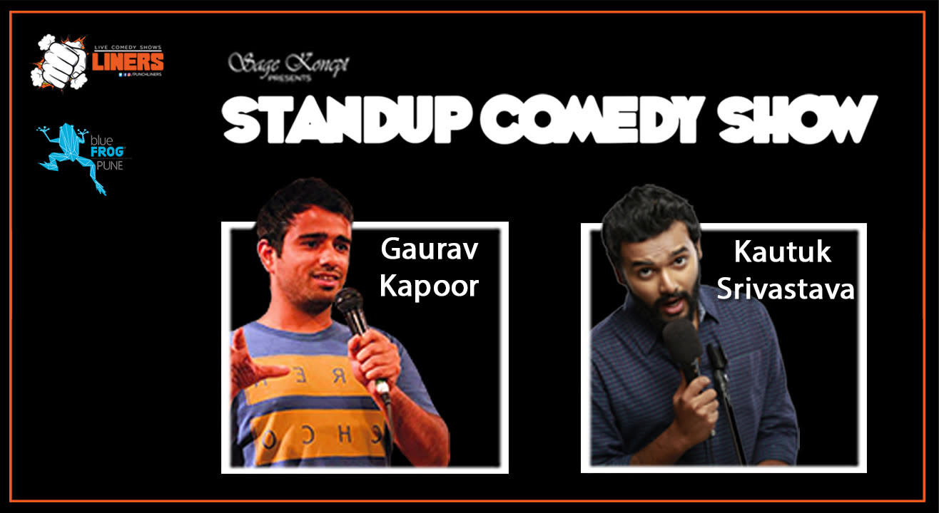 Punchliners: Stand Up Comedy Show feat. Gaurav Kapoor and Kautuk Srivastava