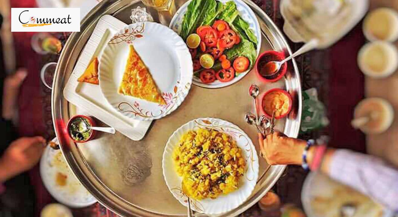 Commeat's Veg Bohri Thaal with Shirin Dhoondia- Treats to cherish