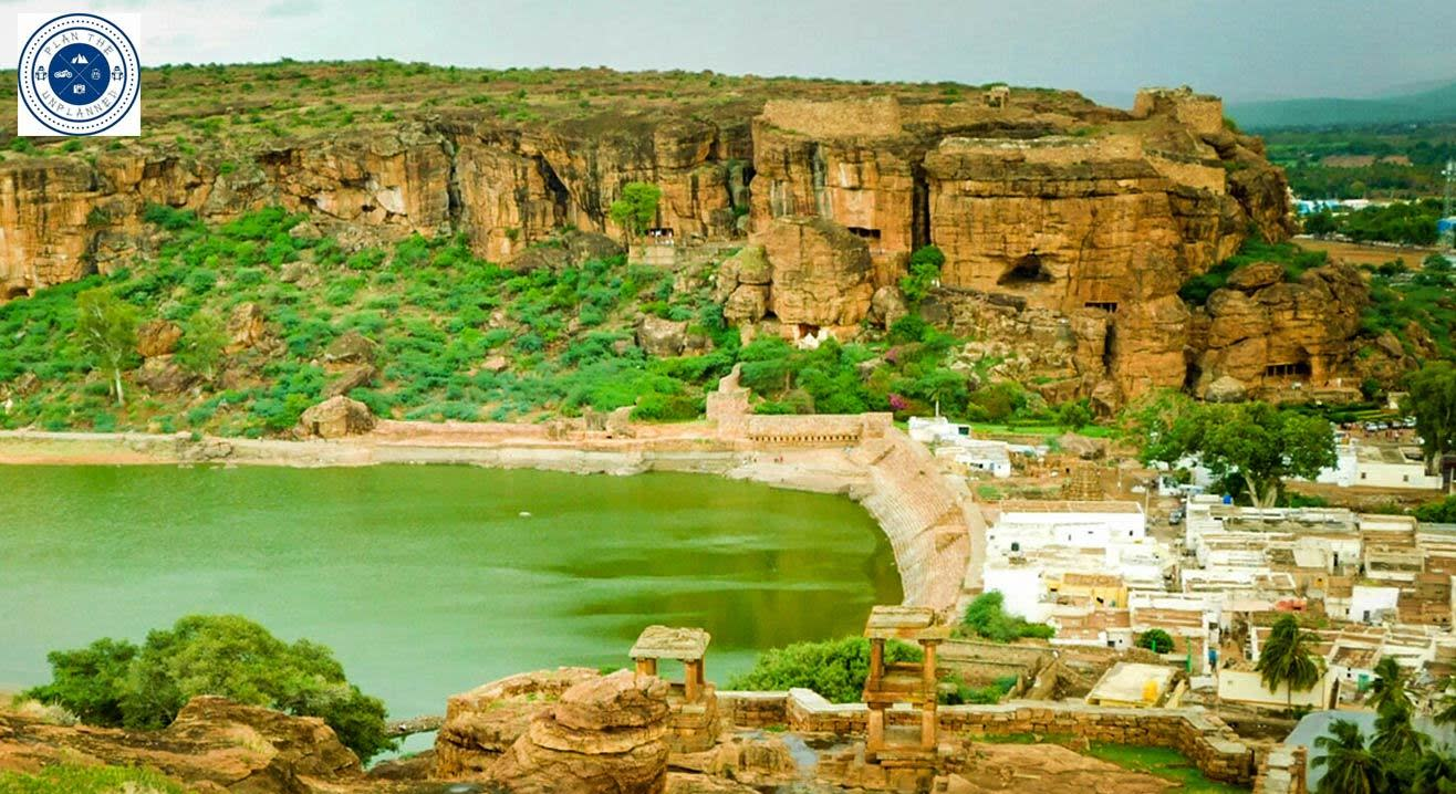 Badami & Hampi - Explore, Cycle and Rock Climb | Plan The Unplanned
