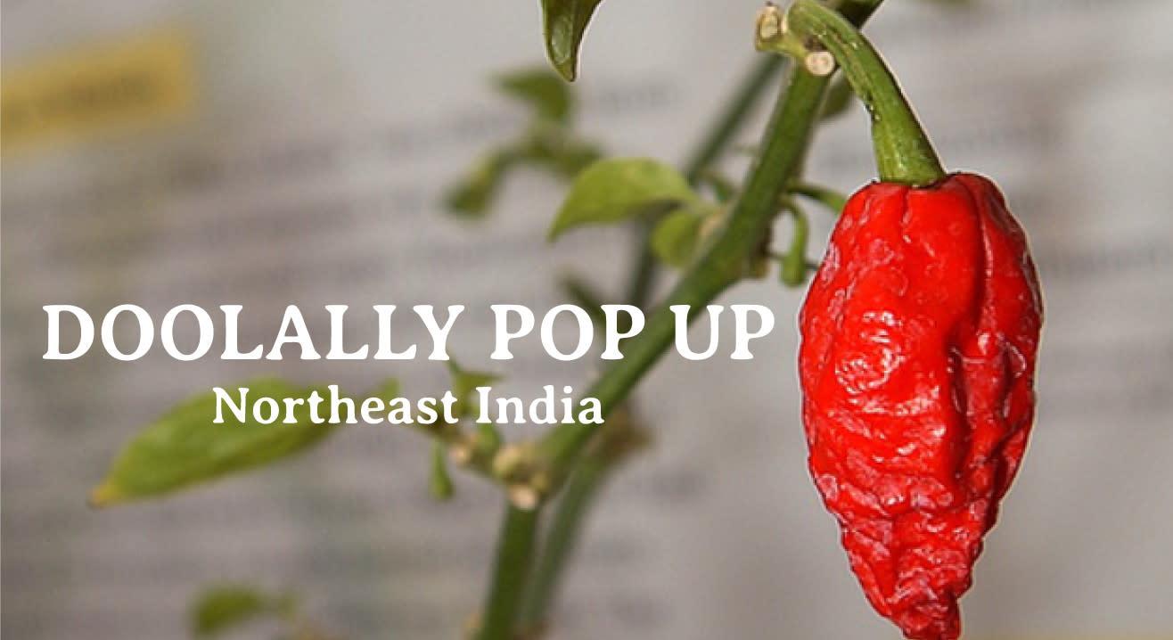 Doolally Pop-Up: Northeast India