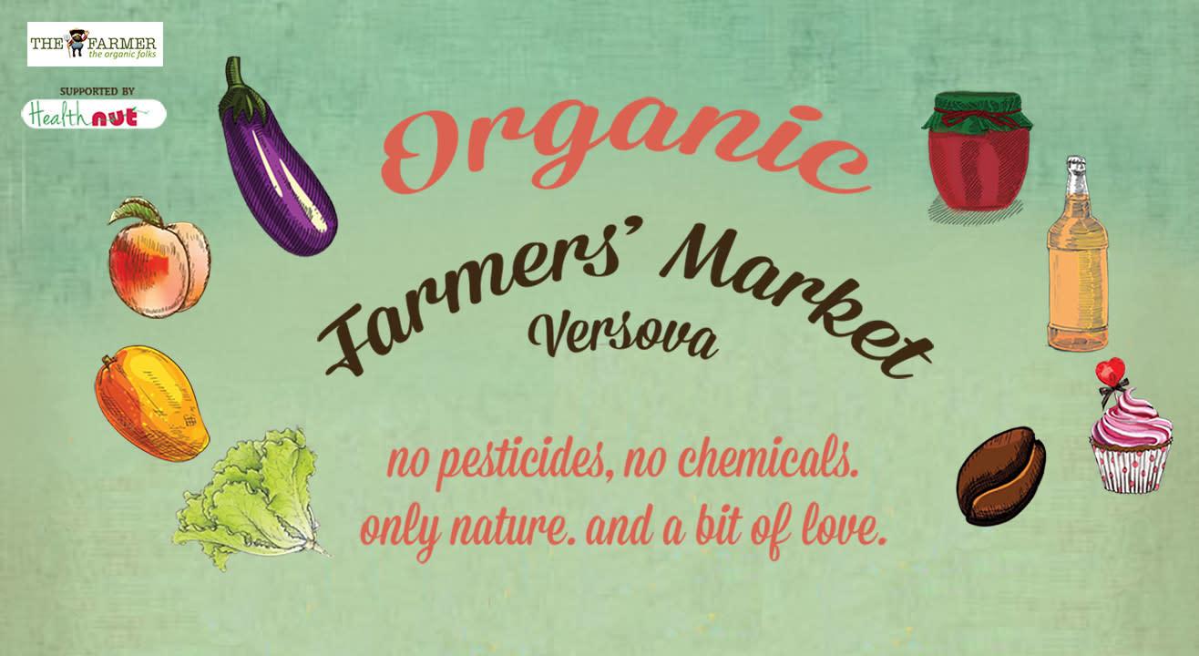 Versova's Organic Farmer's Market