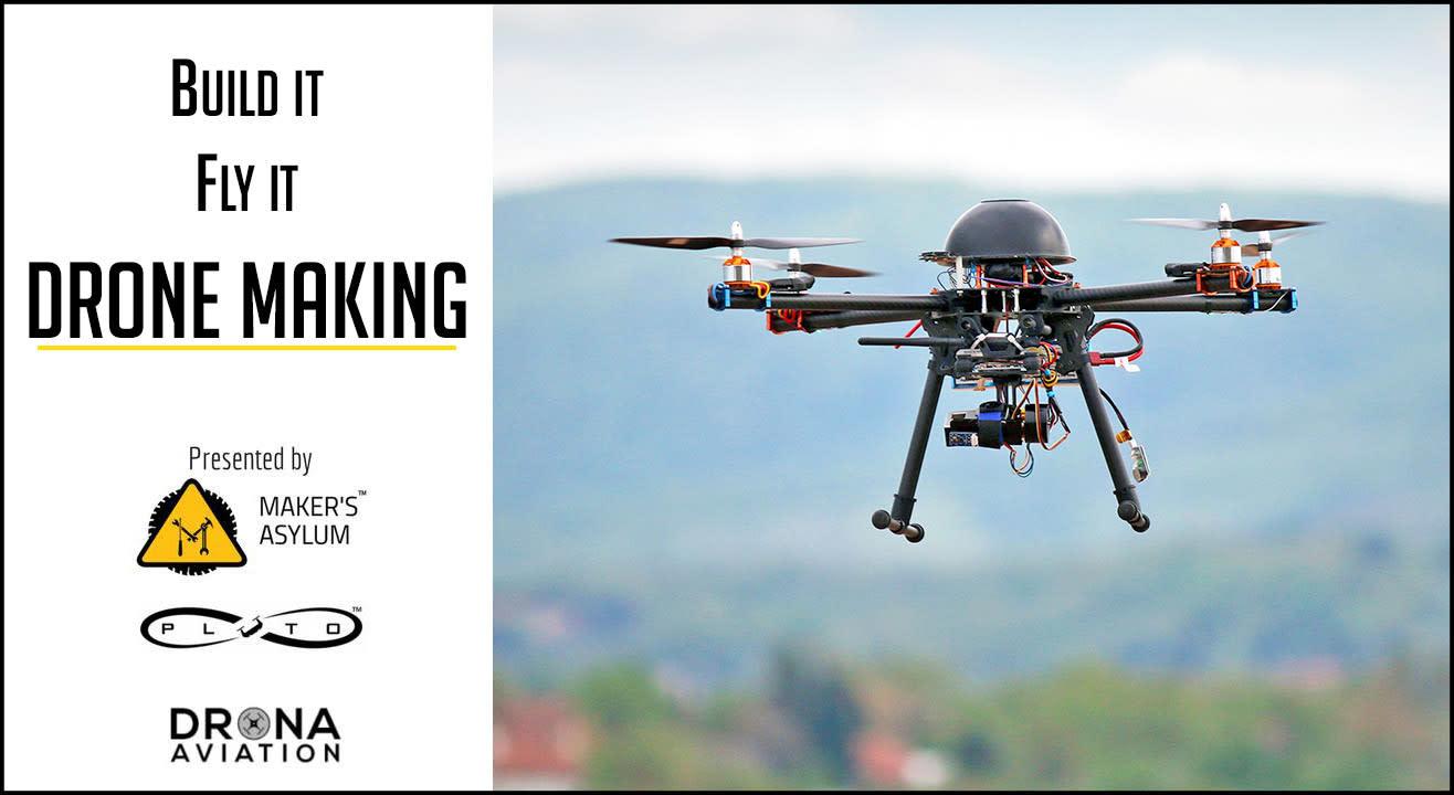 Drone Making Workshop