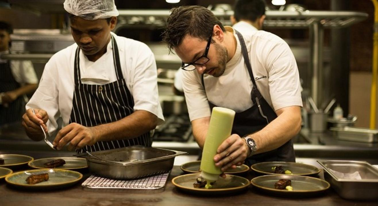 Secrets of a Tasting Menu
