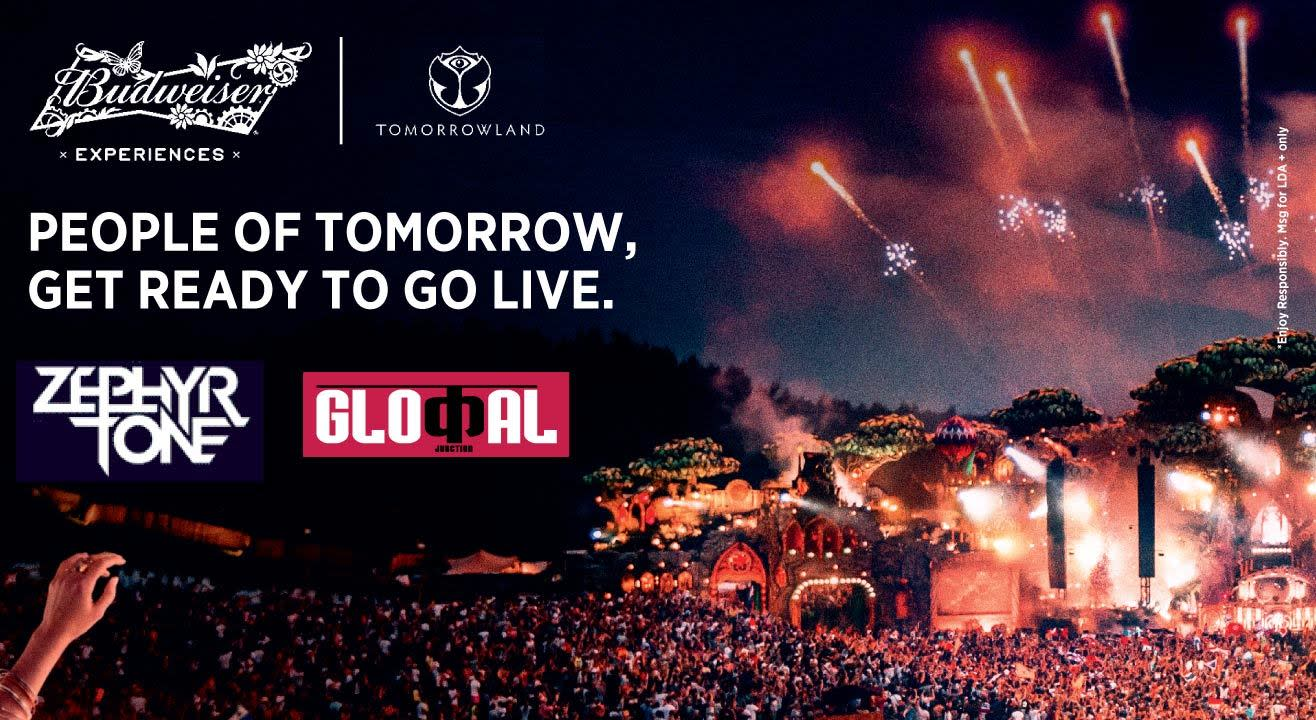 Tomorrowland 2017 Exclusive Live Screening at Glocal Junction Worli