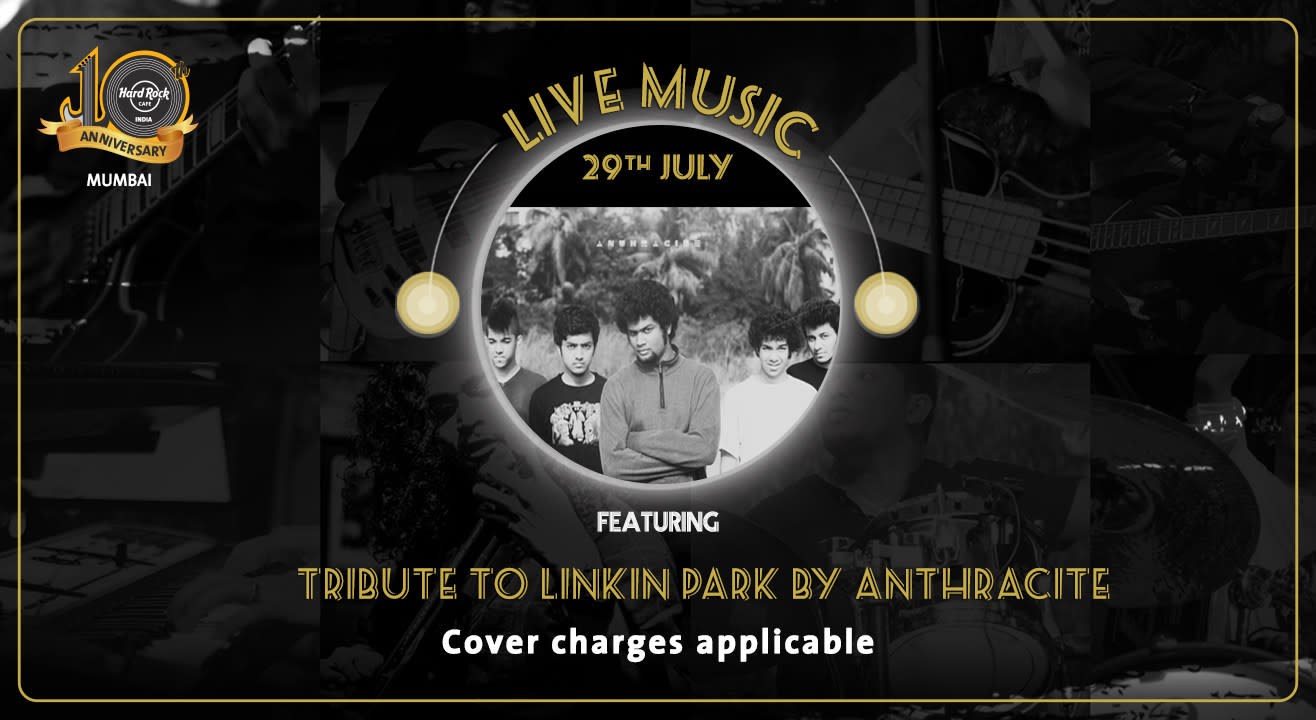 Tribute to Linkin Park by Anthracite!