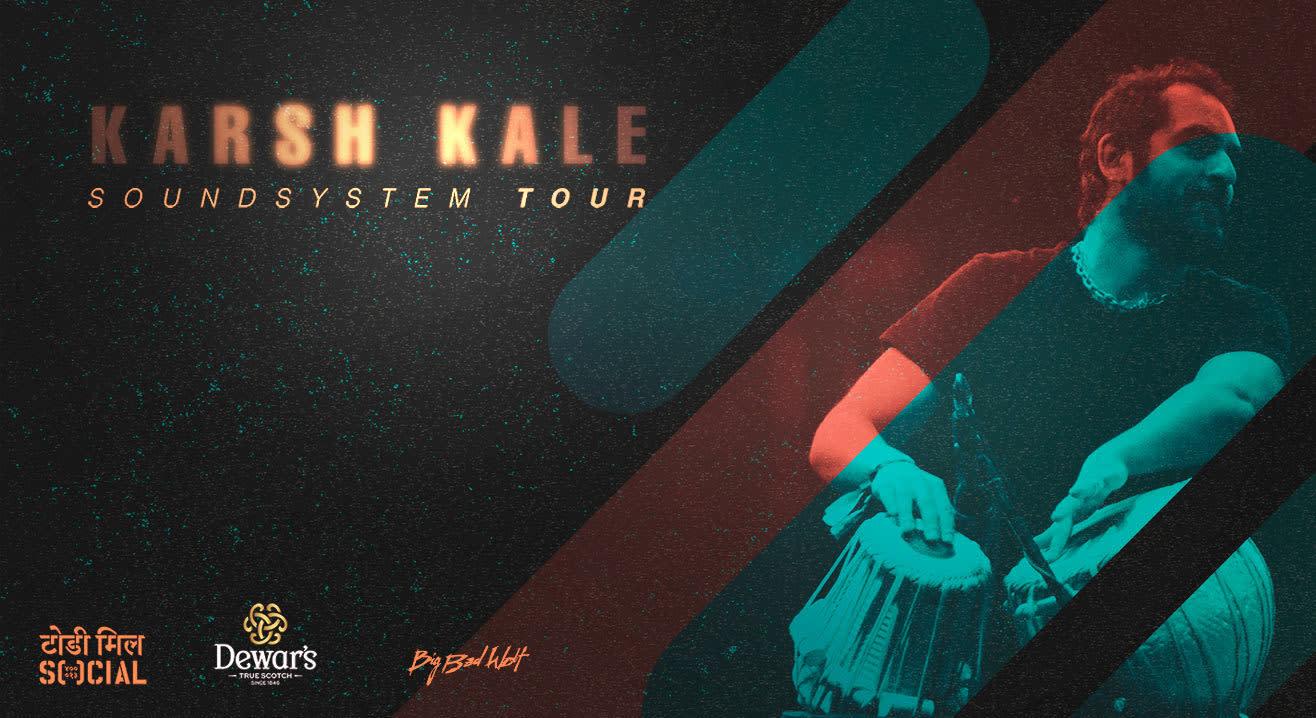 Karsh Kale Soundsystem feat. Warren Mendonsa & Ajay Prasanna