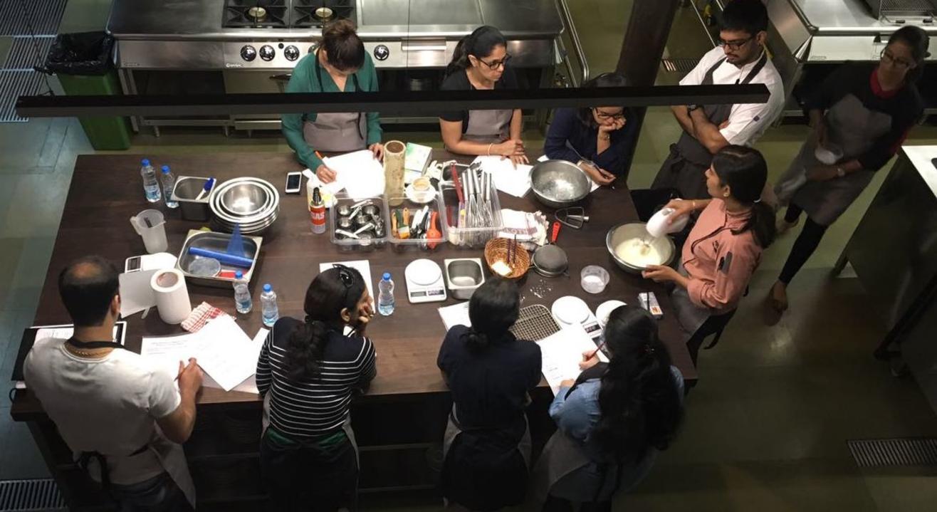 Verrines with Chef Bani Nanda