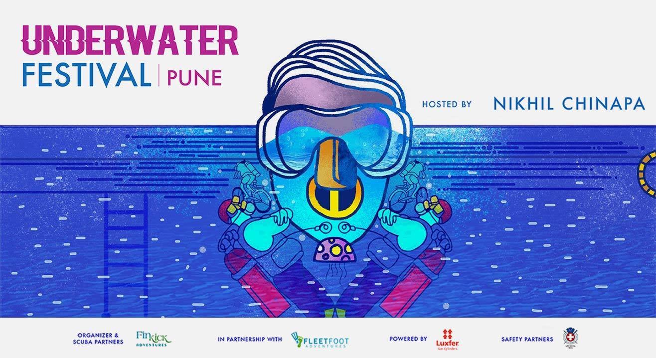 Underwater Festival, Pune 2017