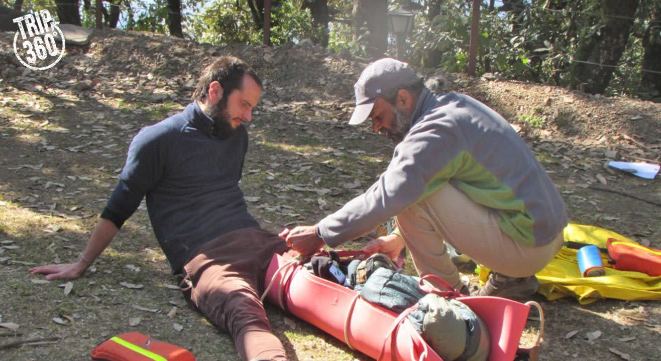 Book Tickets To Wilderness First Aid Wfa Certification Course