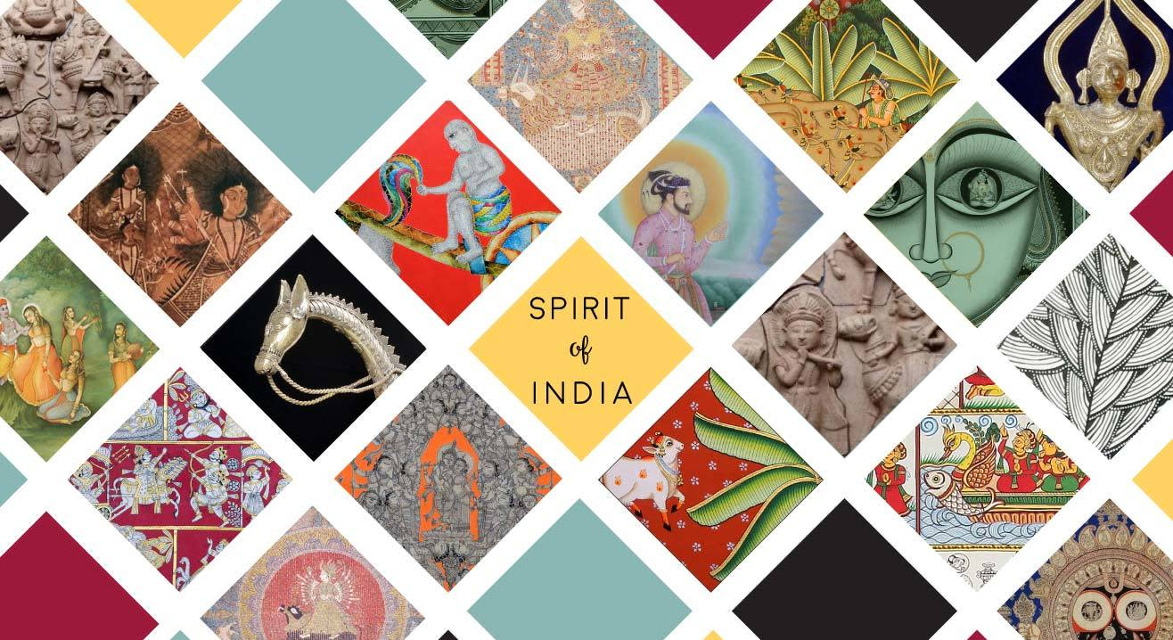 Spirit Of India - A Traditional Art Exhibition