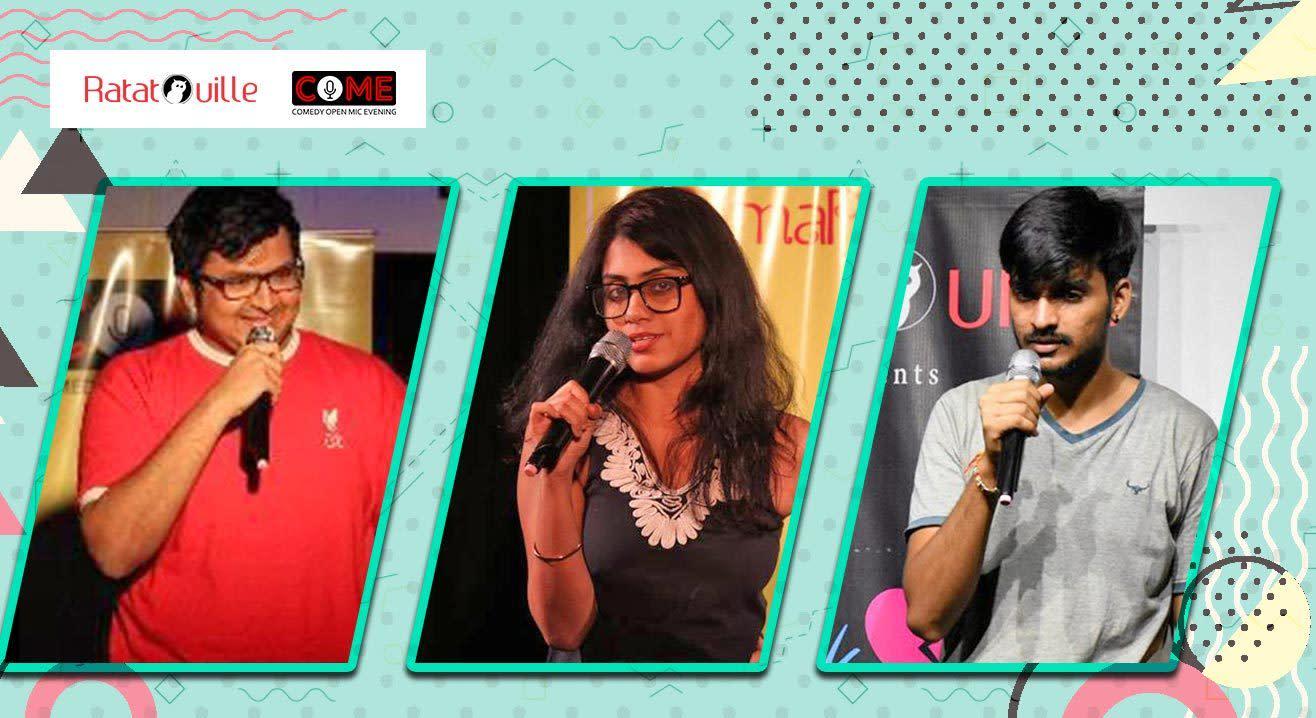 82 Comedy - Comedy Open Mic Event