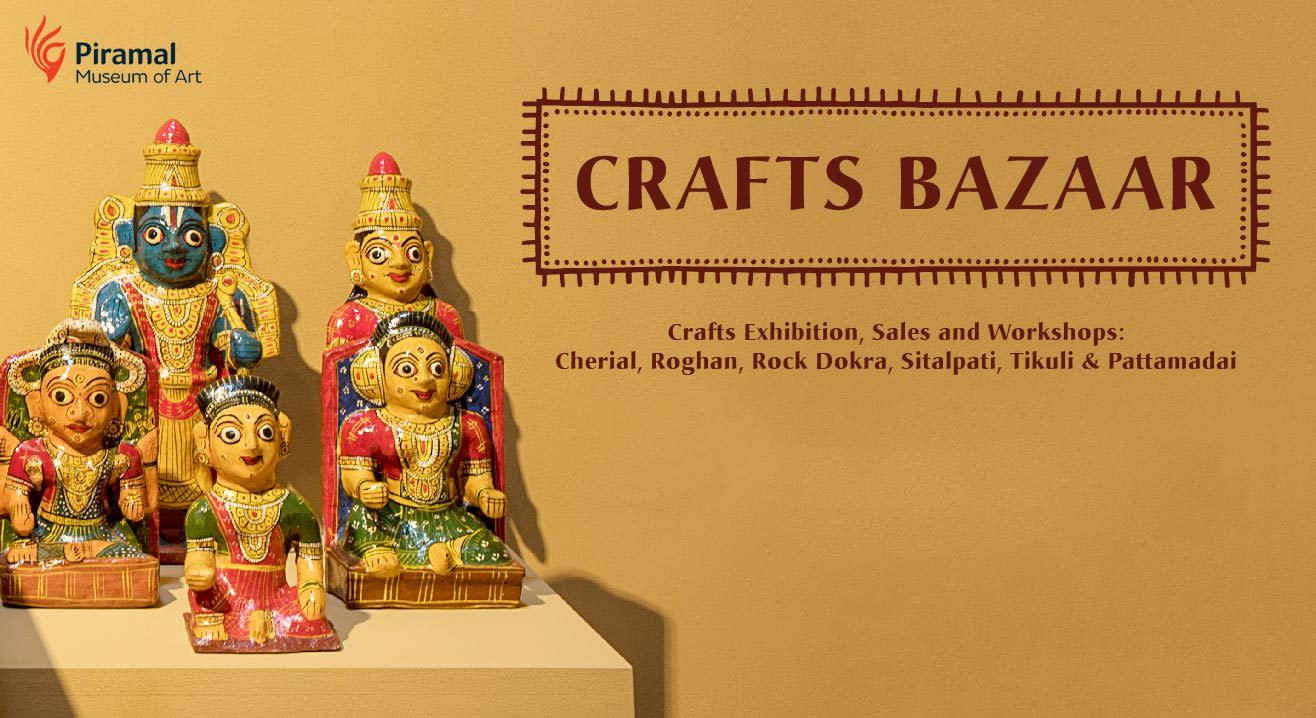 Crafts Bazaar | Craft Exhibition and Sale