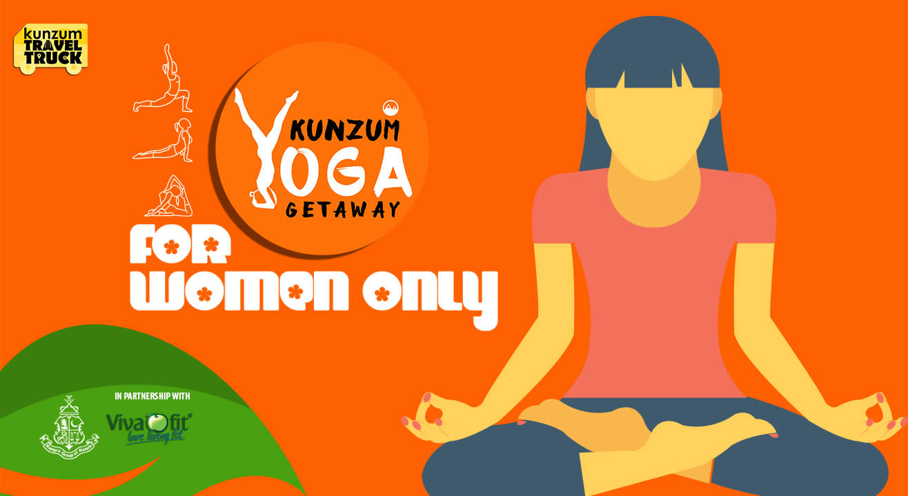 Kunzum Yoga Getaway for Women - Pushkar Camel Fair