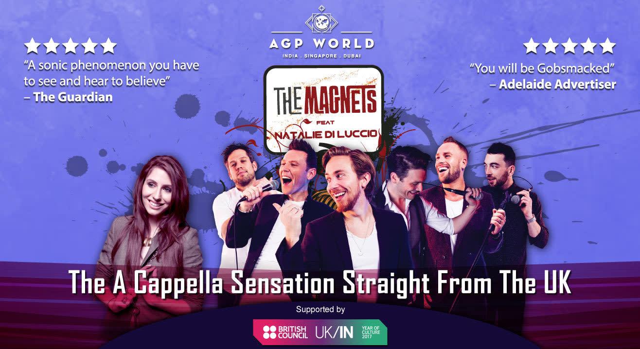 The Magnets Feat. Natalie Di Luccio, Mumbai