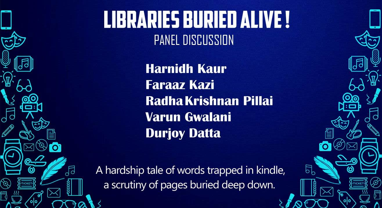 Libraries Buried Alive