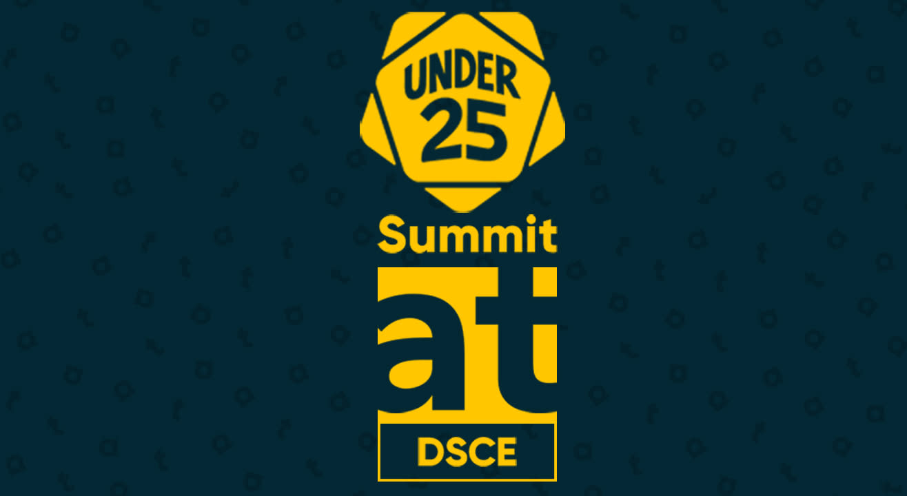 Under 25 Summit at DSCE