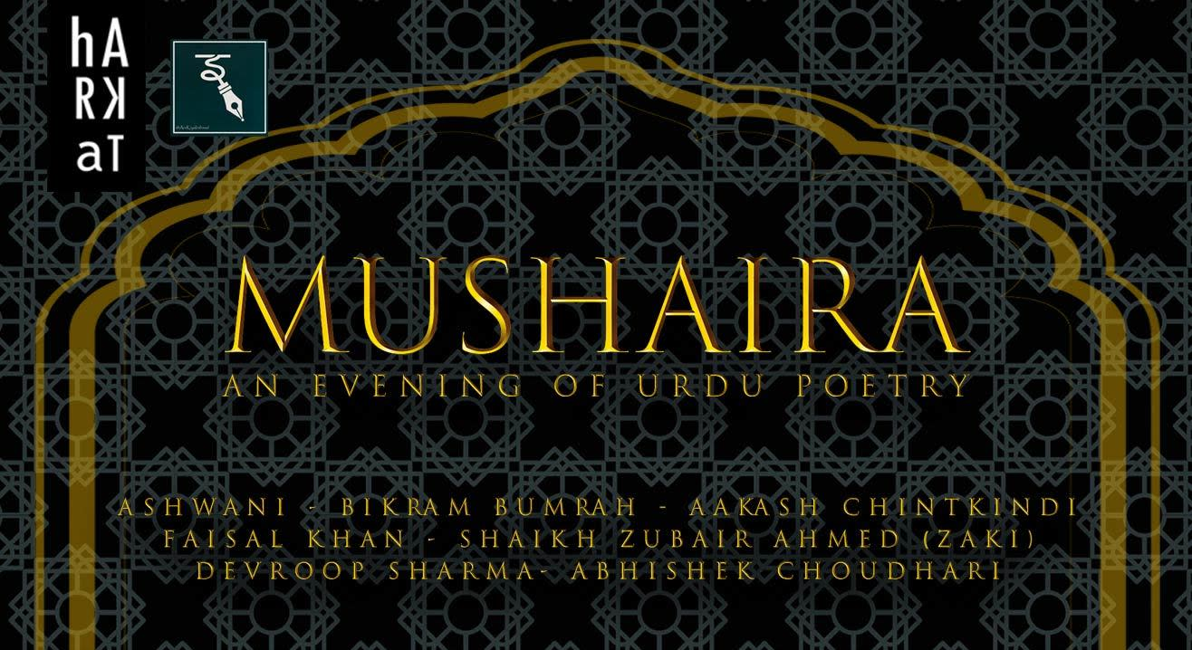 Mushaira – An Evening of Urdu Poetry