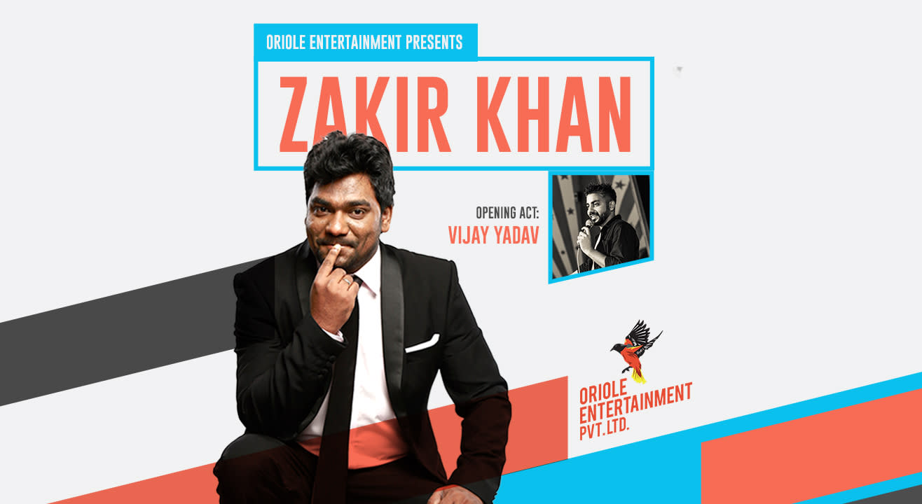 Comedy Night With Zakir Khan