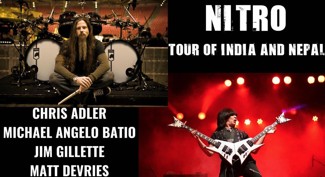 Metalheads rejoice: NITRO is Coming In September!