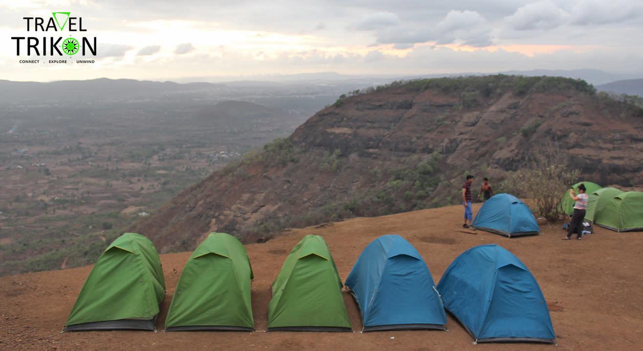 Trekking & Camping To Prabalmachi