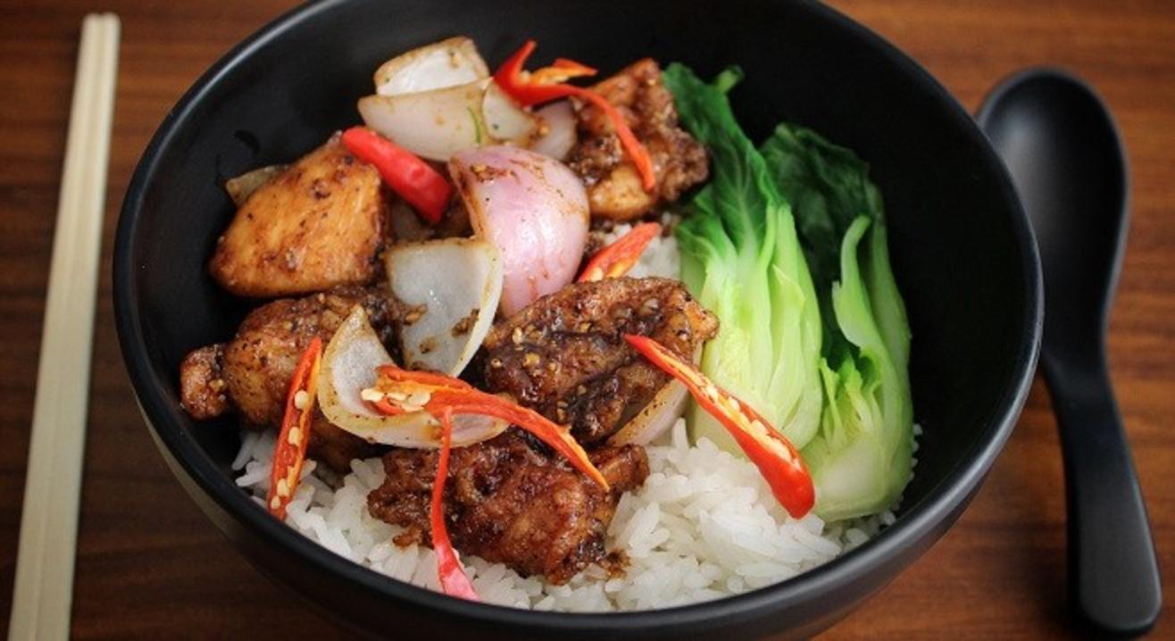 Pan Asian Favourites