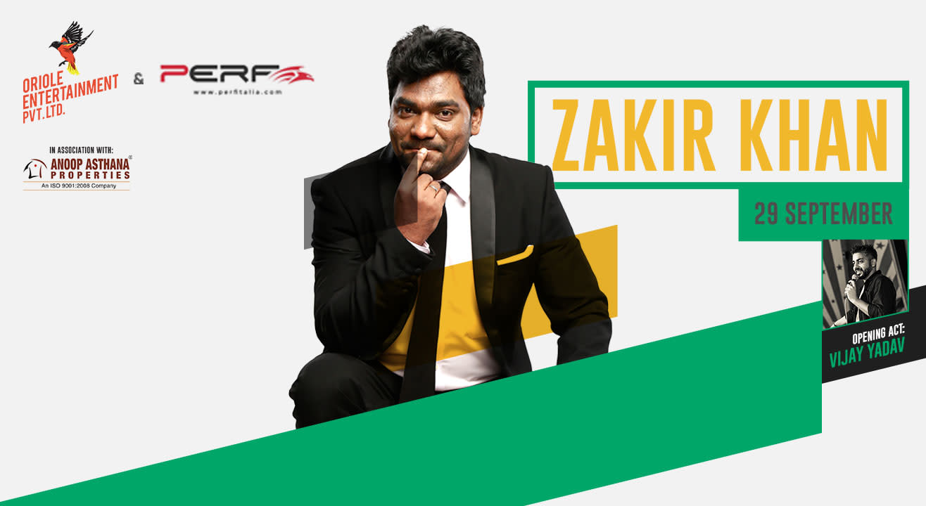Comedy Night With Zakir Khan, Kanpur
