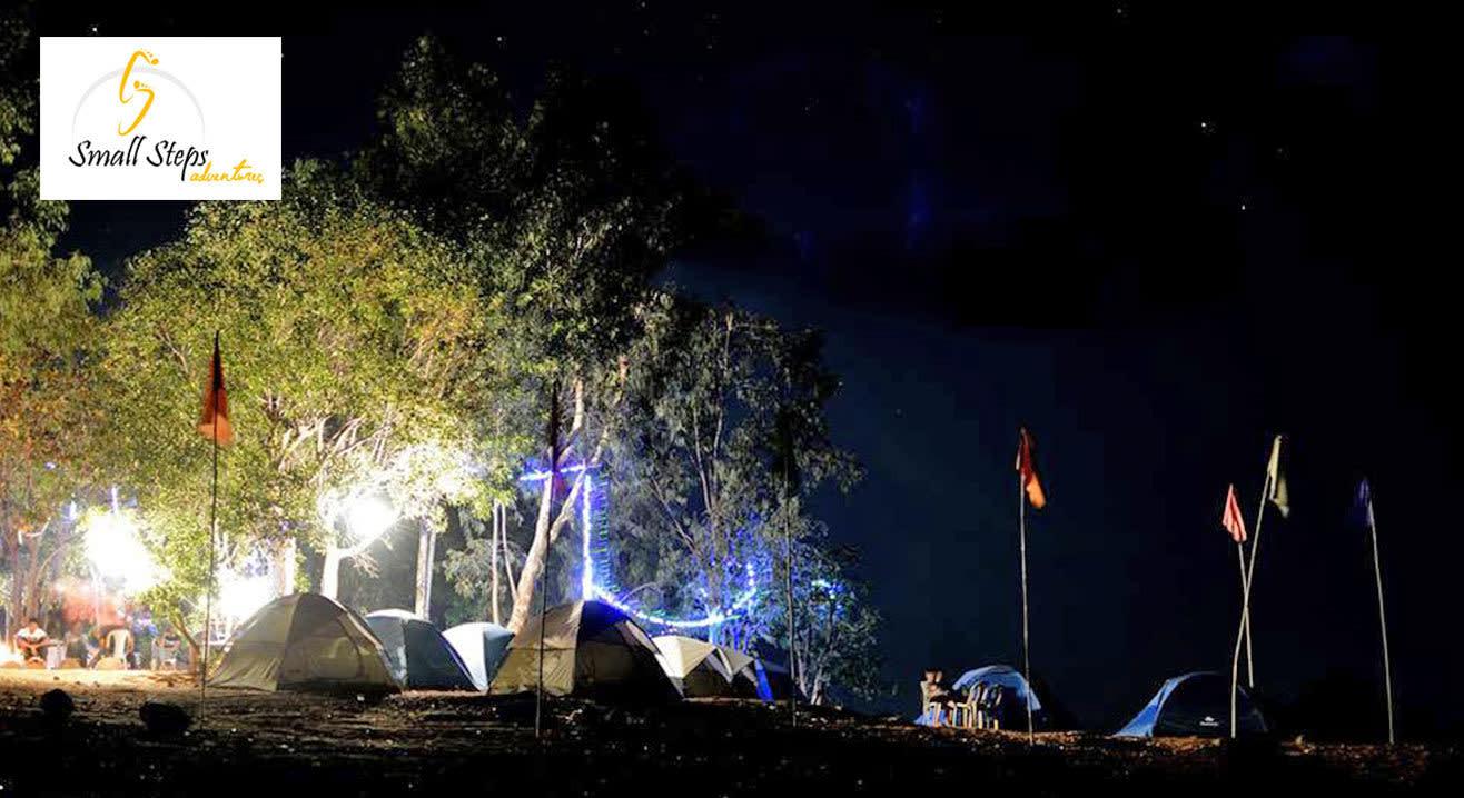 Kojagiri Special Moonlight Camping at Pawana Lake