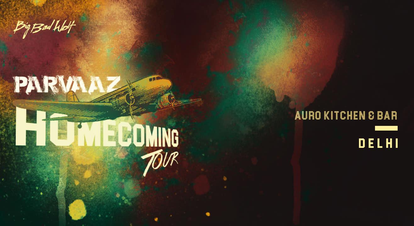 PARVAAZ – Homecoming Tour