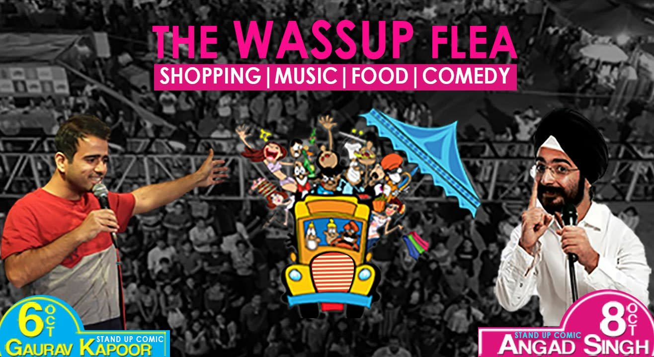 The Wassup Flea, Pune