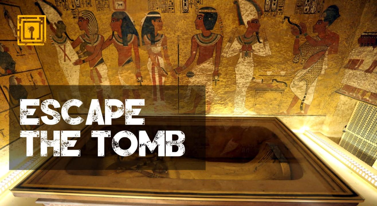 The Amazing Escape: Escape the Tomb