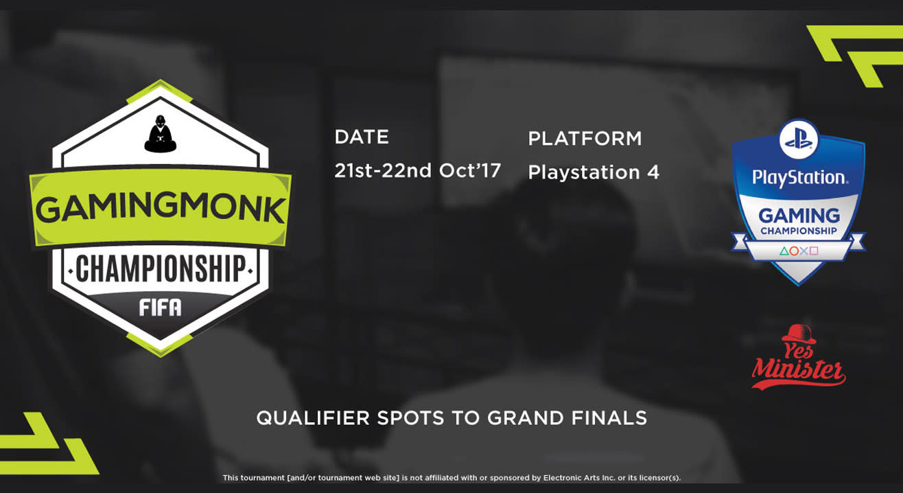 GamingMonk Championship Series - FIFA, Delhi