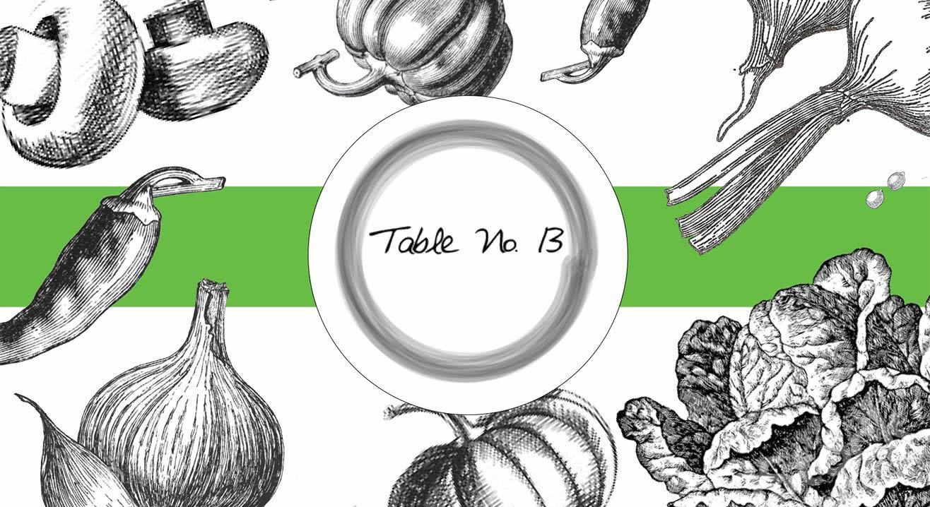 Table No 13
