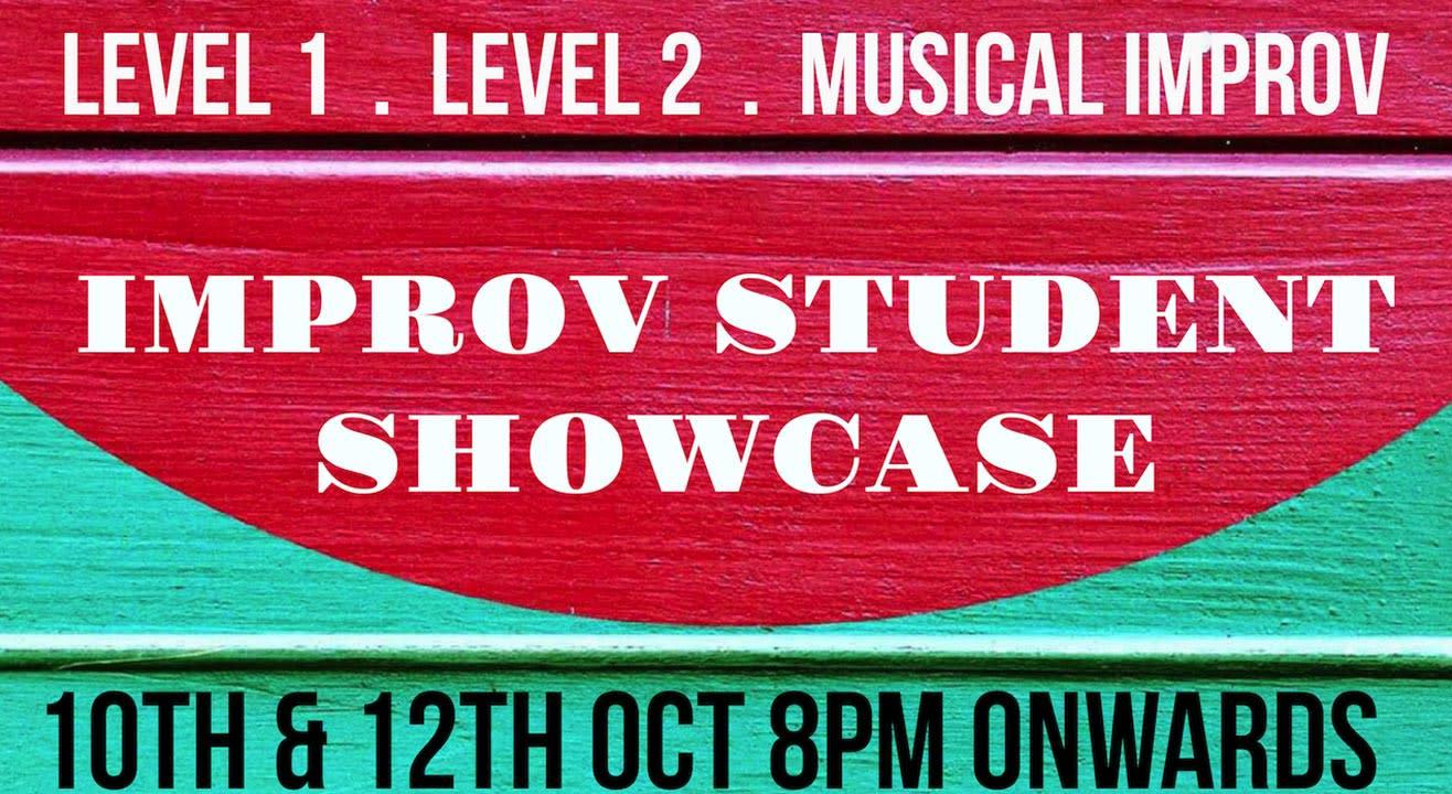 Improv Student Showcase