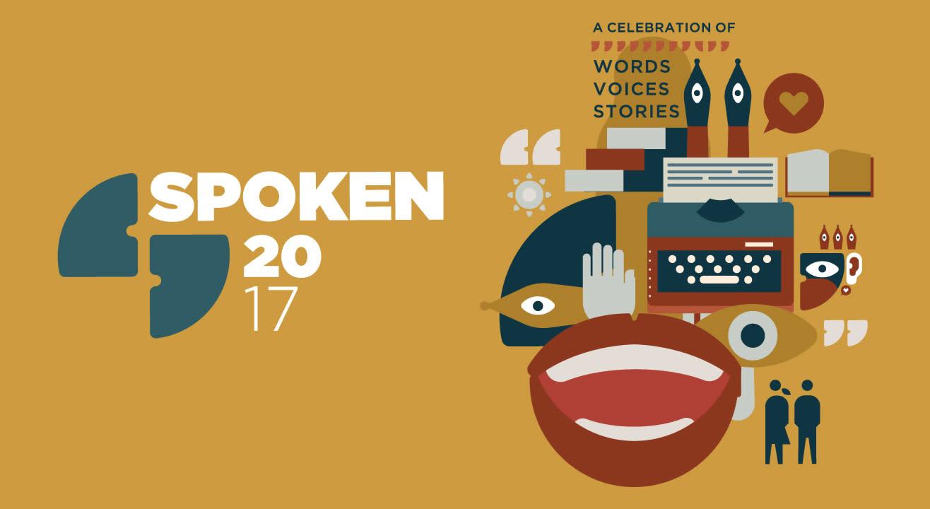 5 Reasons To Attend The Spoken Fest 2017