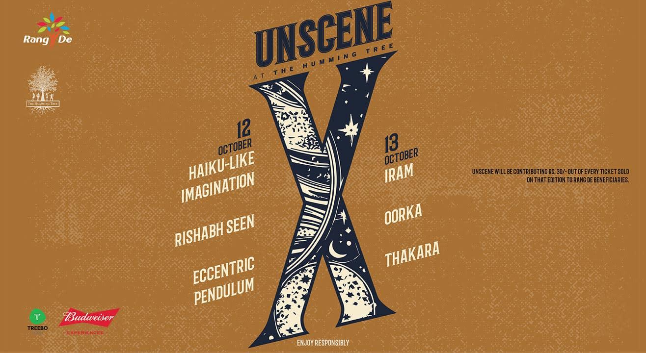 Unscene Ed. 10 - Metal & Indie/Alt