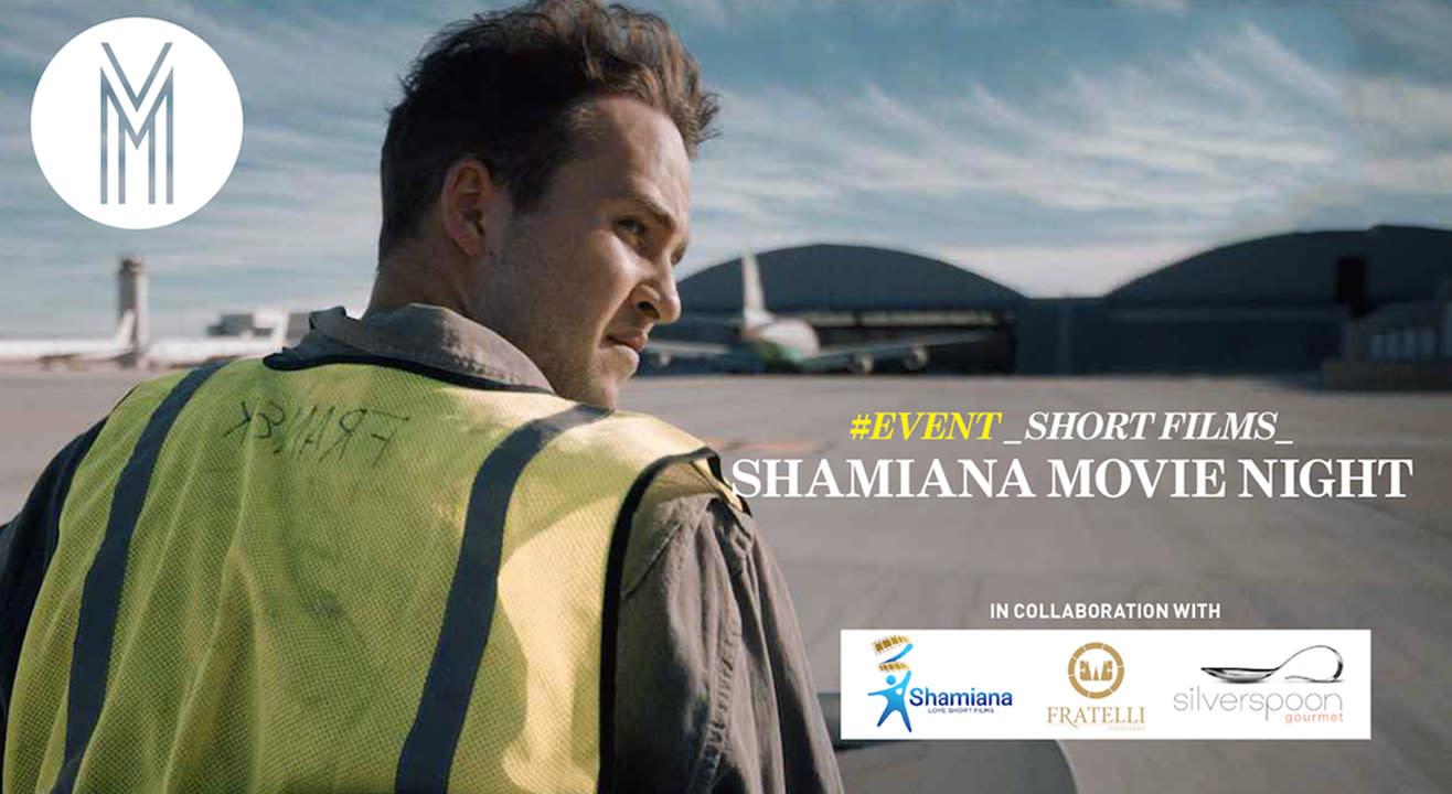 SHAMIANA Movie Nights at Ministry Of New
