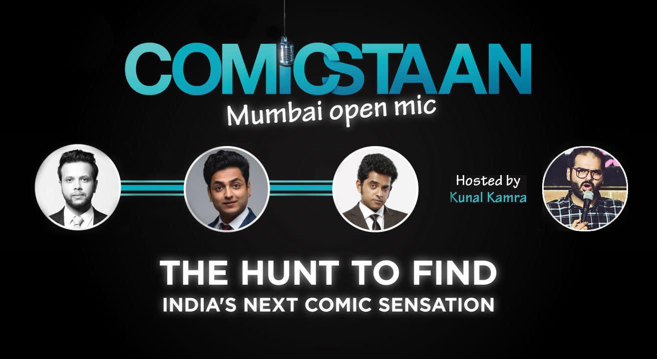 Comicstaan Open Mic, Mumbai