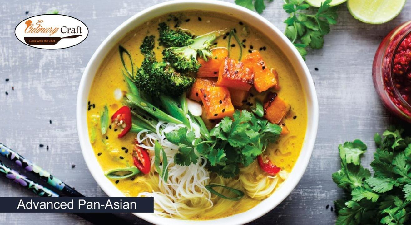 Advanced Pan-Asian