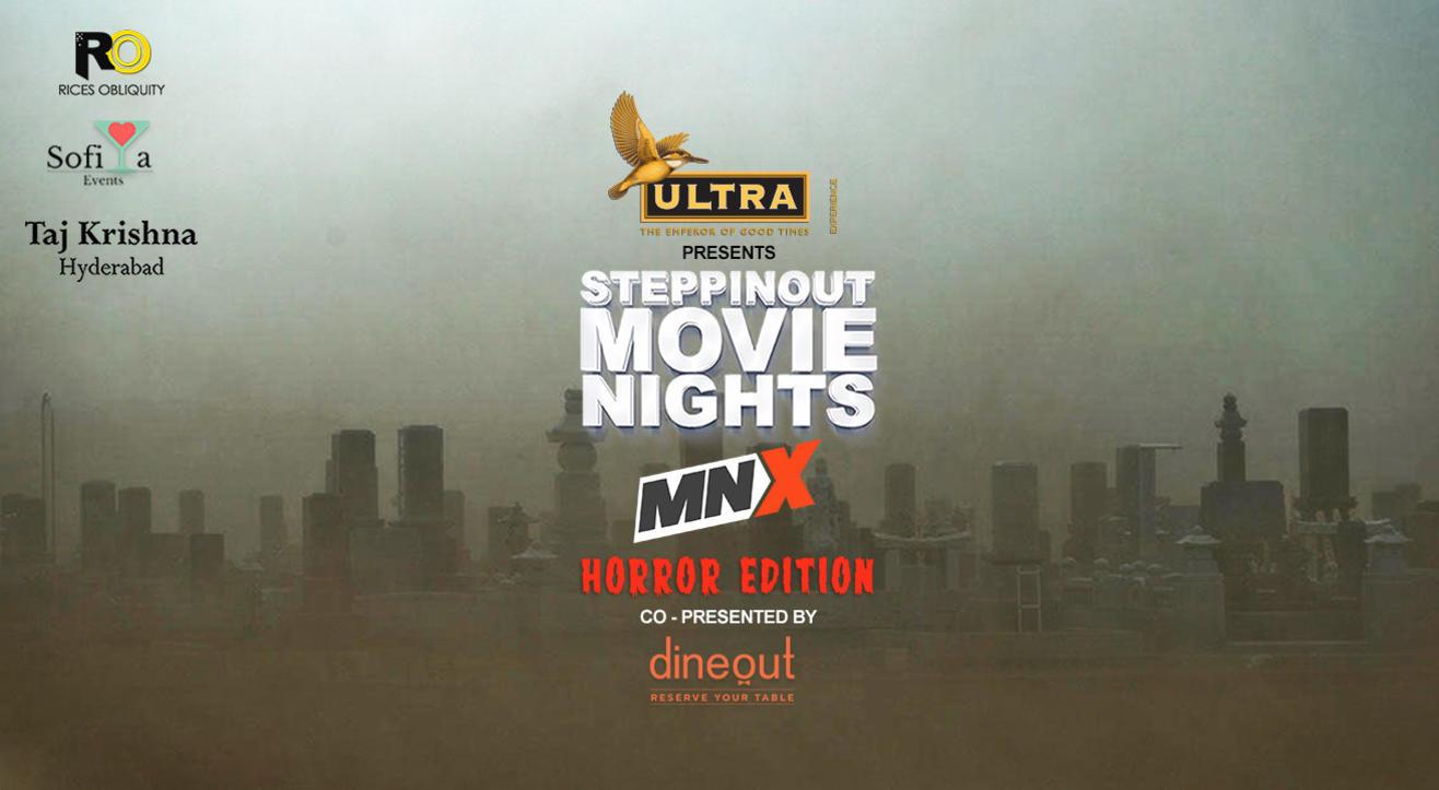 SteppinOut Movie Nights - Horror Edition, Hyderabad