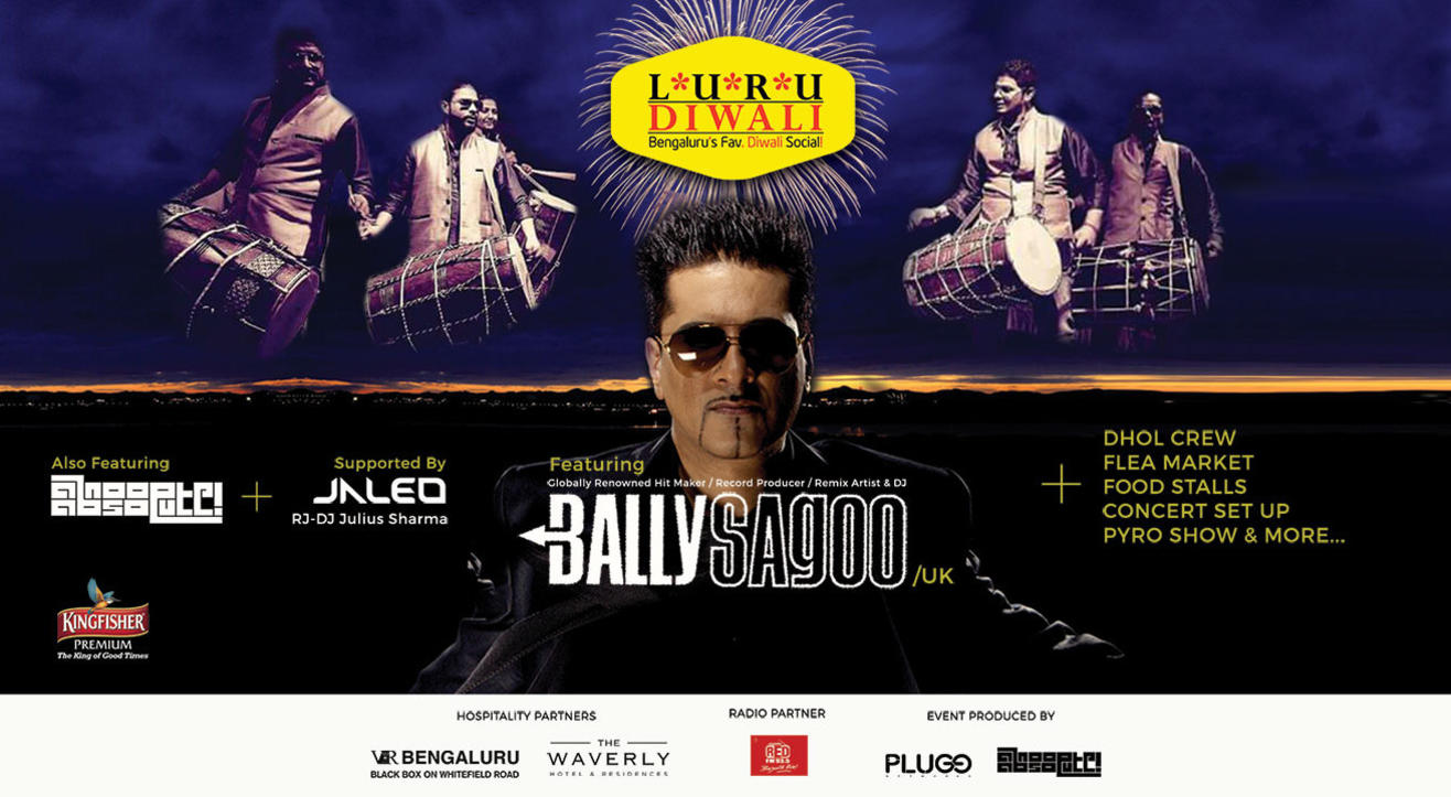 Luru Diwali Featuring Bally Sagoo