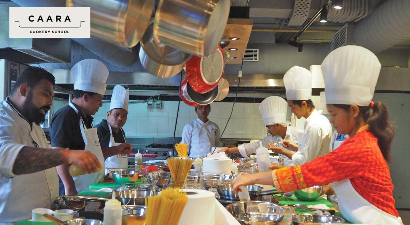 Domestic Staff Classes; The Cookery School at CAARA